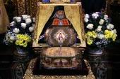 Мощам святителя Луки Крымского в Смоленске поклонилось более 27 тысяч человек