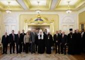 Состоялась встреча Святейшего Патриарха Кирилла с Председателем Государственного Совета и Совета министров Республики Куба