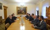 Председатель Отдела внешних церковных связей встретился с делегацией ливанской партии «Катаиб»