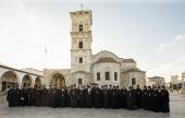 Участники конференции «Монашество России и Кипра: духовно-культурные связи» обсудили актуальные вопросы современной жизни монастырей