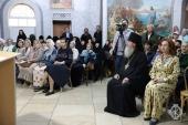 III Антониновские чтения прошли на Сергиевском подворье в Иерусалиме