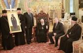Состоялся визит представителей Белорусской Православной Церкви и Министерства культуры Республики Беларусь в Грузию