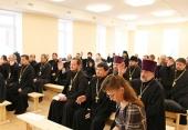 Епархиальные советы Бузулукской и Златоустовской епархий поддержали решение Священного Синода о прекращении евхаристического общения с Константинопольским Патриархатом