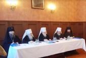 В Москве состоялось заседание Высшего общецерковного суда Московского Патриархата