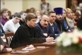 Глава Синодального отдела по делам молодежи принял участие в XXIII Димитриевских образовательных чтениях в Ростове-на-Дону