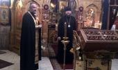 Мощи преподобного Арсения Коневского впервые принесены на петербургское подворье Коневского монастыря