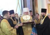 Мощи святителя Луки Крымского принесены в Курск