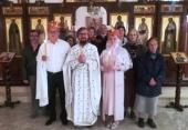 В Представительстве Русской Православной Церкви в Дамаске совершено первое за годы войны венчание