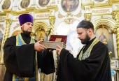 Завершилось пребывание ковчега с мощами святителя Николая Чудотворца в Усть-Каменогорской епархии