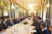Состоялось XXIII заседание Рабочей группы по взаимодействию Русской Православной Церкви и МИД России