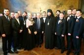 Во Франции представили культурно-просветительский проект Переславской епархии «Александр Невский»