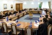 Епархиальный совет Минской епархии поддержал решение Священного Синода о прекращении евхаристического общения с Константинопольским Патриархатом