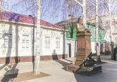 Одна из центральных улиц Тамбова названа в честь святителя Луки (Войно-Ясенецкого)