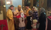 Председатель ОВЦС совершил Литургию на Подворье Русской Православной Церкви в Каире