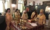 В Дамаске отметили 60-летие Подворья Русской Православной Церкви