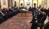 По инициативе Московского Патриархата в Дамаске состоялось Совещание глав и высоких представителей религиозных общин Сирии и России