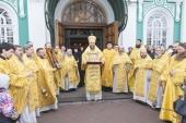 Мощам святителя Луки Крымского в Тамбове поклонилось более 30 тысяч человек