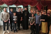 Духовник православных ассирийцев Дона принял участие в национальном празднике