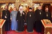 Временный управляющий Патриаршими приходами в США встретился с Предстоятелем Православной Церкви в Америке