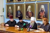 В Санкт-Петербурге прошла пресс-конференция по итогам народного проекта «Храм 78. Православный символ Санкт-Петербурга»