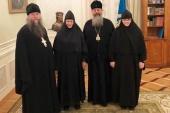 Члены Комиссии по вопросам образования монашествующих при Учебном комитете посетили Екатеринбург