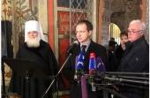 После реставрации открылась одиннадцатая церковь Покровского собора на Красной площади в Москве
