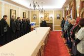Церковных наград удостоены священнослужители и миряне, потрудившиеся при подготовке Первосвятительского визита Святейшего Патриарха Кирилла в Республику Беларусь