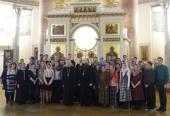 Епископ Орехово-Зуевский Пантелеимон: «Любовь — критерий профессионализма социальных работников Церкви»
