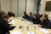 В Москве прошло заседание православного общественного совета по организации крестных ходов