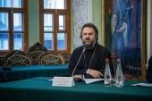 В Московской духовной академии прошла международная конференция «Актуальные вопросы изучения христианского наследия Востока»