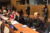 Представитель Русской Православной Церкви принял участие в глобальном форуме Альянса цивилизаций ООН в Нью-Йорке
