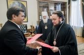 Санкт-Петербургская духовная академия заключила договоры о сотрудничестве с двумя высшими учебными заведениями