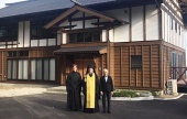 Первая Литургия совершена в Никольском монастыре в Японии