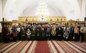 В Минской духовной семинарии состоялся семинар студентов вузов Беларуси