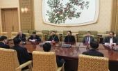 Завершилась рабочая поездка митрополита Волоколамского Илариона в Пхеньян