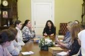 В Марфо-Мариинской обители милосердия в Москве прошла конференция по поддержке приемных и многодетных семей
