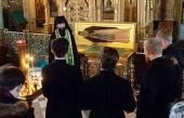 В Московской духовной академии прошла конференция, посвященная преподобному Максиму Греку