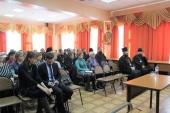 Синодальный отдел по благотворительности провел в Биробиджанской епархии обучающий семинар по социальной работе