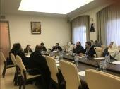 Учебный комитет Русской Православной Церкви провел интернет-совещание по перспективам развития программ подготовки иконописцев