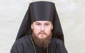 Патриаршее поздравление наместнику Высоко-Петровского ставропигиального монастыря игумену Петру (Еремееву) с 45-летием со дня рождения