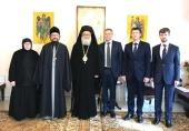 Антиохийская Православная Церковь получила из России помощь для восстановления разрушенных во время военных действии в Сирии храмов