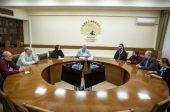 В Кубанском госуниверситете состоялось заключительное в 2018 году заседание регионального отделения ИППО