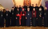 Завершился визит в Россию делегации Совета лидеров христианских церквей Ирака