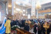 День памяти святителя Филарета Московского — небесного покровителя Алма-Атинской духовной семинарии — молитвенно почтили в Южной столице Казахстана