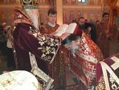 Протоиерей Адриан Эчеваррия, избранный епископом Вевейским, пострижен в монашество и возведен в сан архимандрита