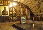 В Вильнюсе на могиле митрополита Иосифа (Семашко) затеплили лампаду от верующих Белоруссии