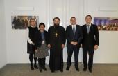 Секретарь ОВЦС по межрелигиозным отношениям встретился с руководством Международного центра межрелигиозного и межкультурного диалога имени Короля Абдаллы