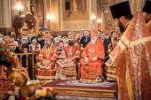 В день памяти вмц. Екатерины престольный праздник отметили в кафедральном соборе столицы Кубани