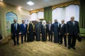 Глава Татарстанской митрополии принял участие в праздновании 20-летия Российского исламского института