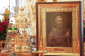 В Ростове-на-Дону состоялось прославление священномученика Константина Верецкого